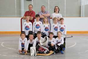 Tyke - Barrie Canadians