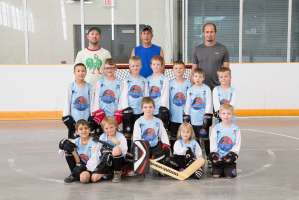 Tyke - Innisfil Penguins