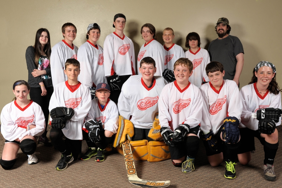 Atom-Peewee - Red WIngs