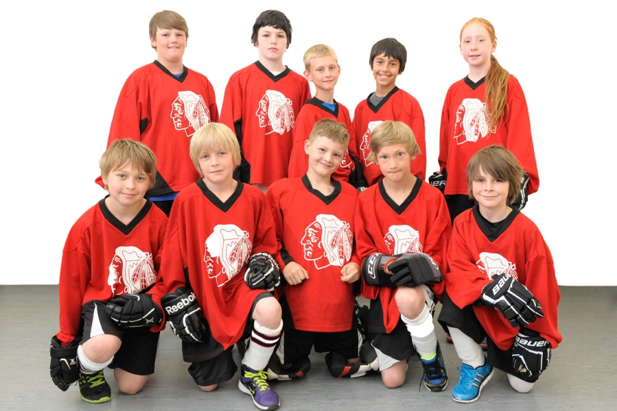Novice - Blackhawks