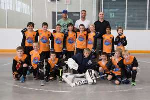 Novice - Barrie Flyers